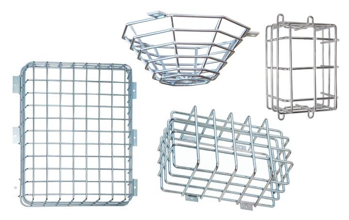Protection cages. Crédits :