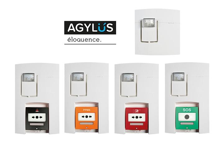 AGYLUS Éloquence : Safety Sound Ecosystem. Crédits : ©myfiresafetyproducts.com 2021