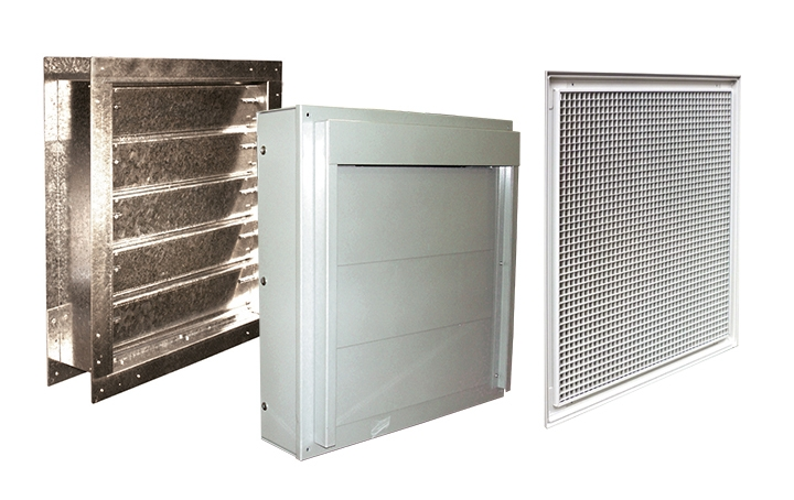 Universal Pressure vents. Crédits : ©myfiresafetyproducts.com 2021