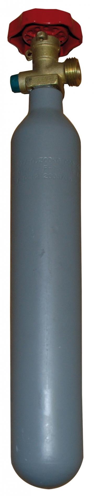 CO2 pressure cylinder. Crédits :