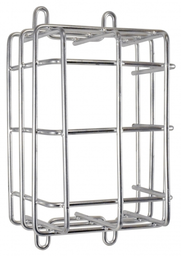 Protection cage for sounders and beacons. Crédits :