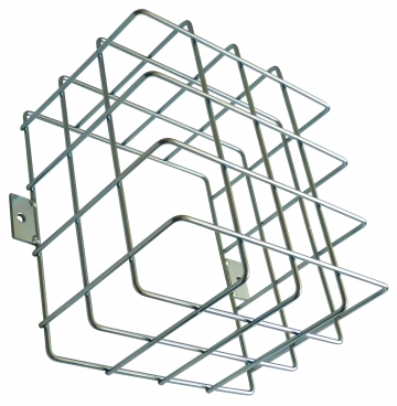 Protection cage for gas detector. Crédits :