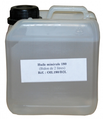 Smoke fluid for Vicount – 2 litres. Crédits :