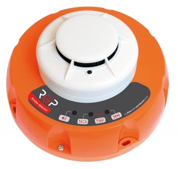 Smoke detector. Crédits :