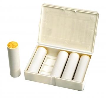 White smoke cartridges – 17m3. Crédits :