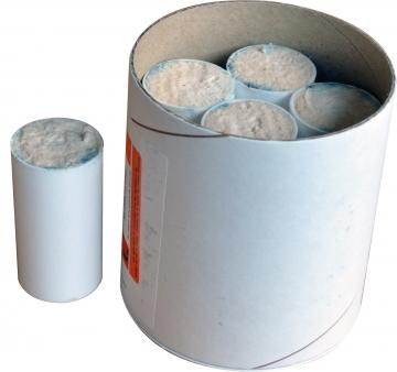 White smoke cartridges – 55m3. Crédits :