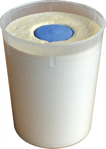 White smoke cartridge – 400m3. Crédits :