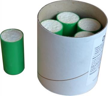 Pure smoke cartridges (anti-corrosive / white) – 17m3. Crédits :