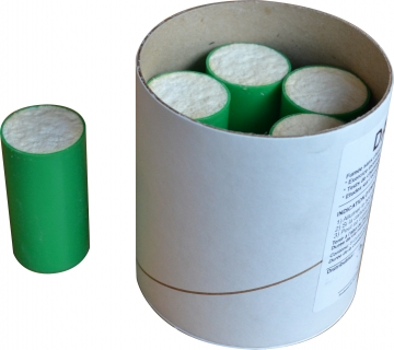 Pure smoke cartridges (anti-corrosive / white) – 55m3. Crédits :