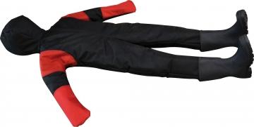 Training manikin – height : 140 cm / weight : 25 kg. Crédits :
