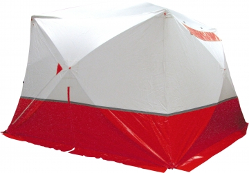 Protection tent – flat roof – W.3000 x H.2150 x D.3000 mm. Crédits :