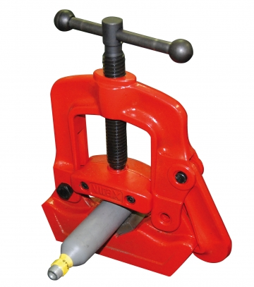 Cartridge clamping device. Crédits :