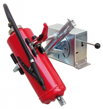 Rotatable clamping device. Crédits :