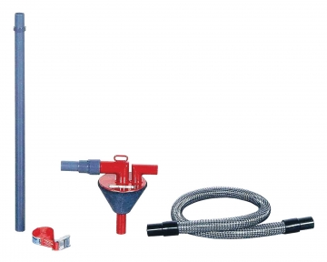SK50 accessory set for powder suction machines. Crédits :