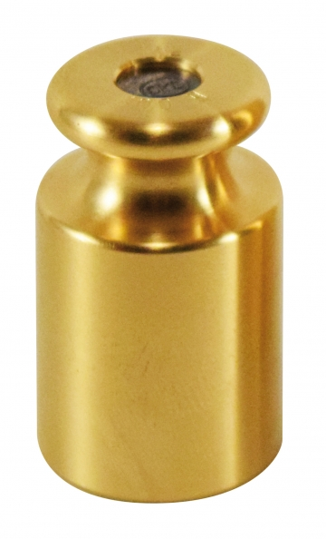 Calibration weight 100 g – with certificate. Crédits :