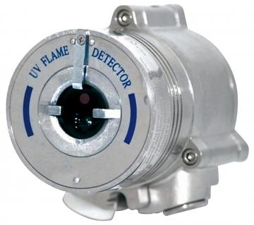 UV flame detector. Crédits :