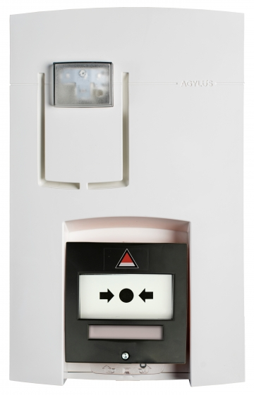 Wireless alarm for terrorist attack - AGYLUS Éloquence. Crédits : ©myfiresafetyproducts.com 2021