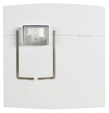 Wireless sounder and beacon - AGYLUS. Crédits : ©myfiresafetyproducts.com 2021