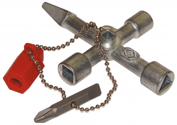 4-in-1 universal cross key. Crédits : ©myfiresafetyproducts.com 2021