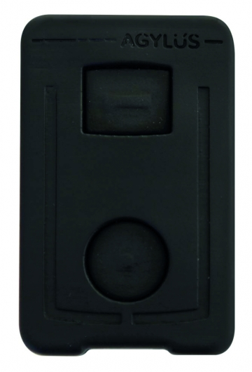 Remote control silent alarm - AGYLUS Éloquence. Crédits : ©myfiresafetyproducts.com 2021